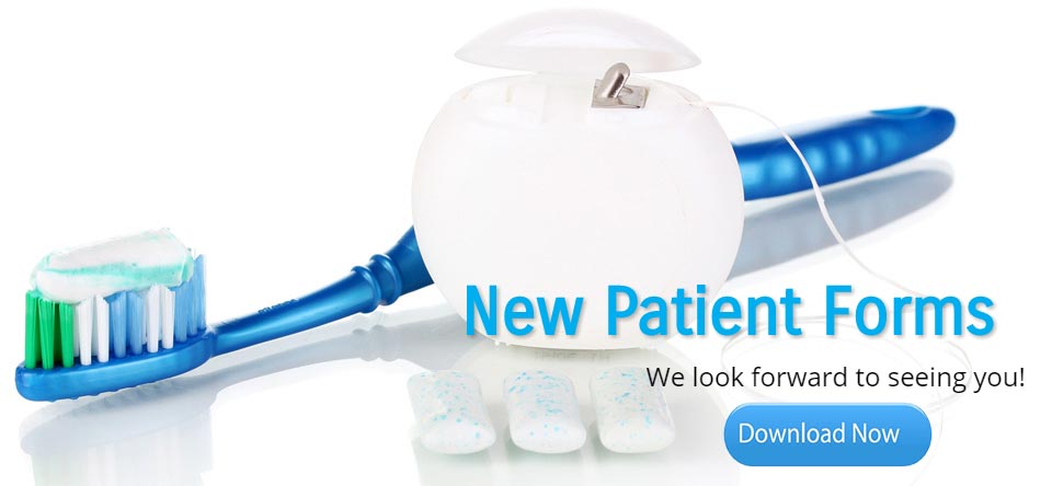 New patient form offer of Sk Family Dental
